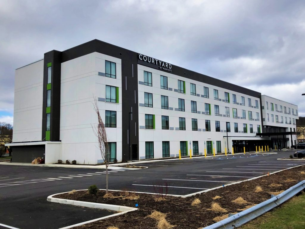 Courtyard By Marriott, West Springfield, MA